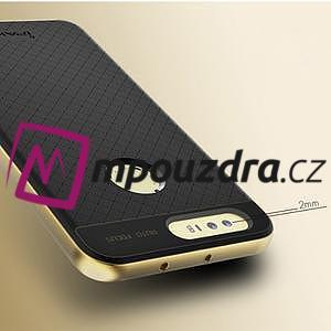 Odolný obal 2v1 pre mobil Honor 8 - zlatý - 2