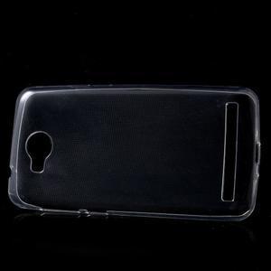 Superslim gélový obal na Huawei Y3 II - transparentní - 2