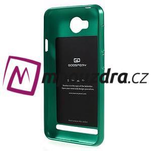 Luxusní gélový obal na mobil Huawei Y3 II - zelený - 2