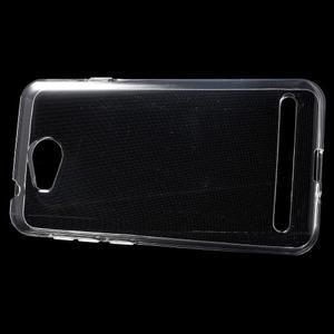 Ultratenký gélový obal na Huawei Y3 II - transparentní - 2