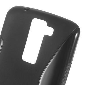 S-line gelový obal na LG K8 - černý - 2