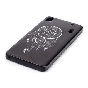 Gélový obal pre mobil Lenovo A7000 / K3 Note - snívanie - 2