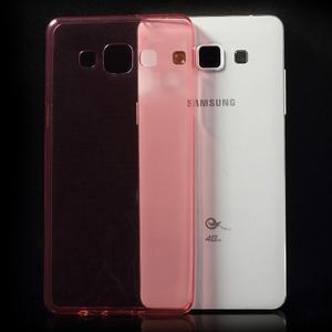 Ultra tenký obal na Samsung Galaxy A5 - červený - 2
