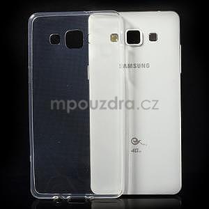 Ultra tenký obal na Samsung Galaxy A5 - transparentný - 2