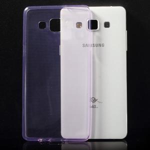 Ultra tenký obal pre Samsung Galaxy A5 - fialový - 2