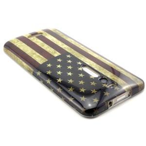 Gélový obal Asus Zenfone 2 ZE551ML - US vlajka - 2