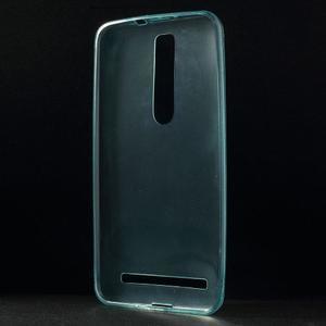 Ultratenký slim obal pre Asus Zenfone 2 ZE551ML - svetlomodrý - 2