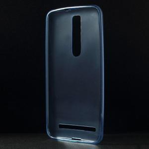 Ultratenký slim obal pre Asus Zenfone 2 ZE551ML - tmavomodrý - 2
