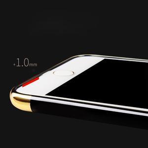 BlackDiamond gélový obal pre iPhone 7 a iPhone 8 - sivý - 2