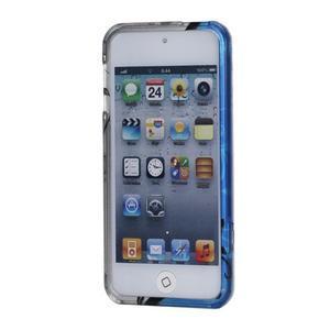 Safety plastové puzdro 2v1 na iPod Touch 5 - flora - 2