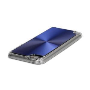 Zen metalický obal na iPod Touch 5 - tmavomodrý - 2