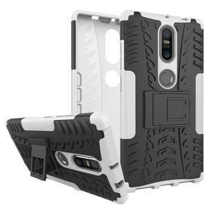 Loading zoom · Outdoor odolný obal pre mobil Lenovo Phab 2 Plus - bílý - 2 4ff05d05201