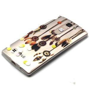 Priehľadný gélový obal na LG G4c - dream - 2