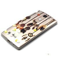 Priehľadný gélový obal pre LG G4c - dream - 2/3
