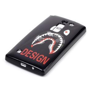Soft gélové puzdro na LG G4c - monster - 2
