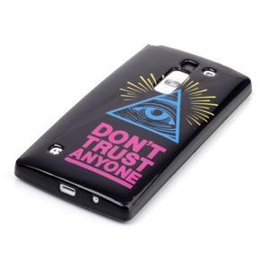 Soft gélové puzdro na LG G4c - oko - 2