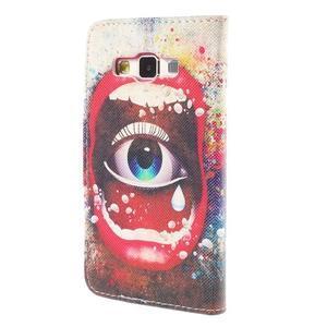 Puzdro pre mobil Samsung Galaxy A3    - duša - 2