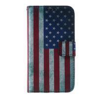 Puzdro na mobil Samsung Galaxy Core Prime - US vlajka - 2/6