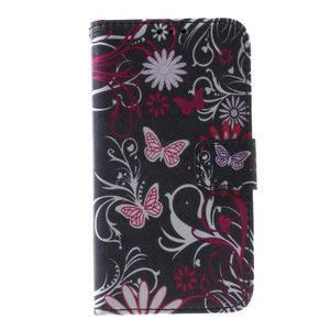 Puzdro na mobil Samsung Galaxy Core Prime - kouzelní motýlci - 2