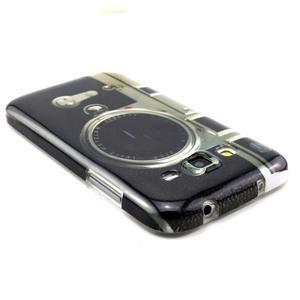 Gélový obal pro Samsung Core Prime - retro foťák - 2