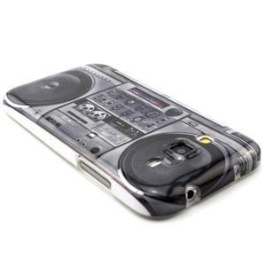 Gélový obal pro Samsung Core Prime - kazeťák - 2