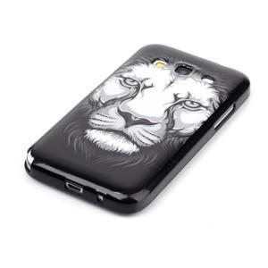 Gelový kryt na mobil Samsung Galaxy Core Prime - lev - 2