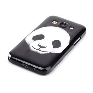Gélový kryt pre mobil Samsung Galaxy Core Prime - panda - 2
