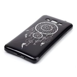 Jelly gélový obal pre mobil Samsung Galaxy Grand Prime - snívanie - 2
