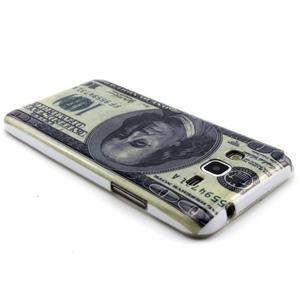 Gélový kryt na Samsung Grand Prime - bankovka - 2