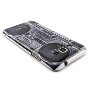 Gélový kryt pre Samsung Grand Prime - kazeťák - 2