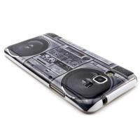 Gélový kryt pre Samsung Grand Prime - kazeťák - 2/3