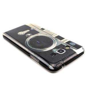Gélový kryt pre Samsung Grand Prime - retrofoťák - 2