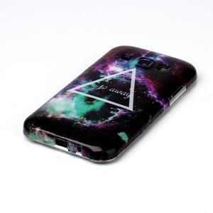 Gélový obal na mobil Samsung Galaxy J5 - triangle - 2