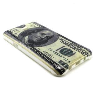 Stylový gélový kryt na Samsung Galaxy J5 - bankovnka 100 $ - 2