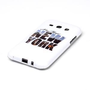 Gélový obal na mobil Samsung Galaxy J5 - New York - 2