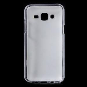 Gélové puzdro na mobil pre Samsung Galaxy J5 - kvetiny - 2