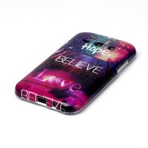 Gélový obal na mobil Samsung Galaxy J5 - love - 2