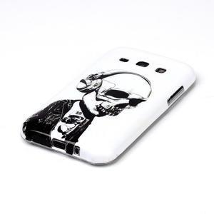 Gélový obal pre mobil Samsung Galaxy J5 - starec - 2