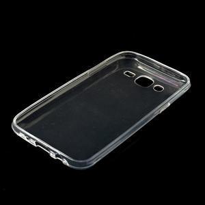 Ultra tenký slim obal pre Samsung Galaxy J5 - transparentný - 2