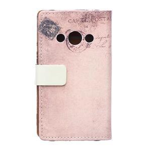 Peňaženkové púzdro na Samsung Galaxy Xcover 3 - mačička - 2