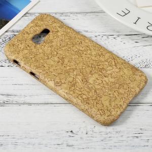 Hardy plastový obal pre Samsung Galaxy A3 (2017) - korek - 2