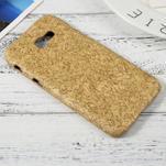 Hardy plastový obal pre Samsung Galaxy A3 (2017) - korek - 2/3