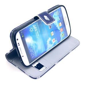 Pěněženkové pouzdro na Samsung Galxy S4 - sloni pro štěstí - 2