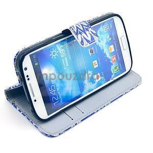Pěněženkové pouzdro na Samsung Galxy S4 - mandala - 2