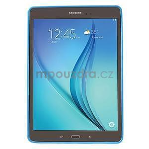 Classic gélový obal pro tablet Samsung Galaxy Tab A 9.7 - svetlomodrý - 2