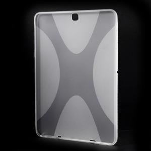 X-line gélový kryt na Samsung Galaxy Tab S2 9.7 - transparentný - 2