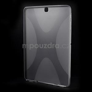 X-line gélový kryt pre Samsung Galaxy Tab S2 9.7 - šedý - 2