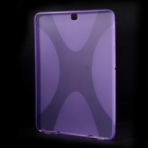 X-line gélový kryt na Samsung Galaxy Tab S2 9.7 - fialový - 2