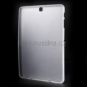 Glossy gélový obal pre Samsung Galaxy Tab S2 9.7 - transparentný - 2