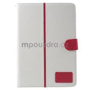 Flatense štýlové puzdro pre Samsung Galaxy Tab S2 9.7 - biele - 2
